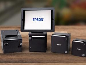 Epson hat auf der EuroSHOP eine Plug-and-play-Lösung vorgestellt, die alle Vorgaben der Kassensicherungsverordnung erfüllt. Dazu gehört auch der neue Bondrucker TM-m30F, in den das TSE-Modul schon integriert ist.