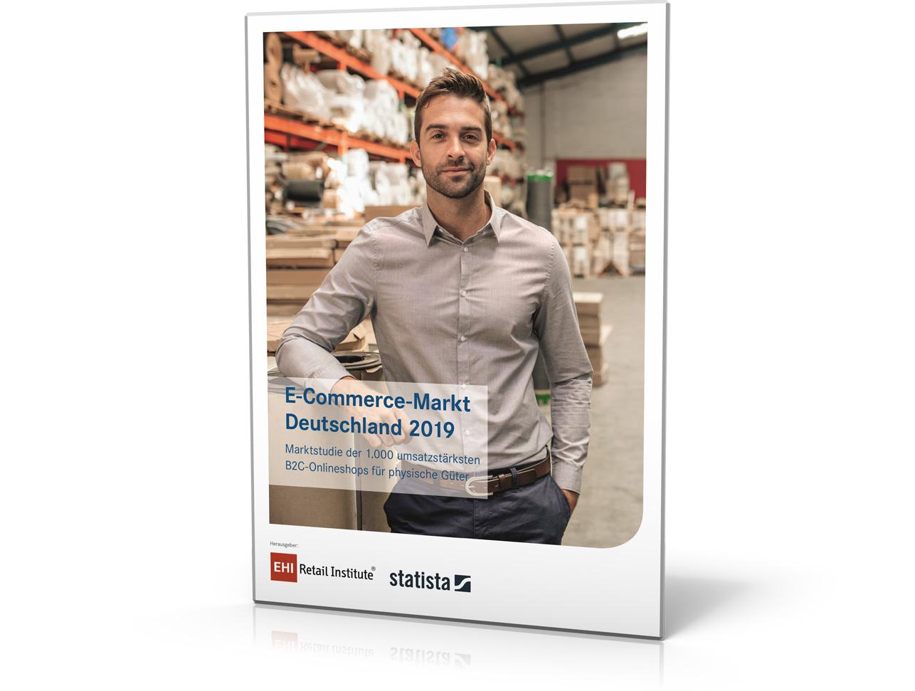 EHI-Studie E-Commerce Markt 2019