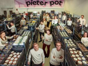 Das Pieter Pot-Team