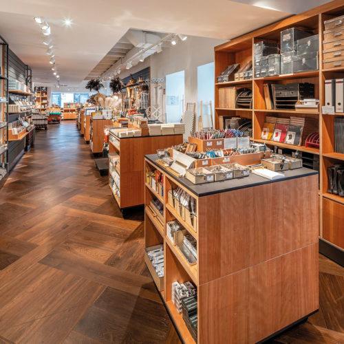 Das erste österreichische Manufactum-Warenhaus in Wien setzte auch auf das Konzept Generalunternehmer.