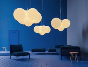 Lampen im Stile von Kunstobjekten