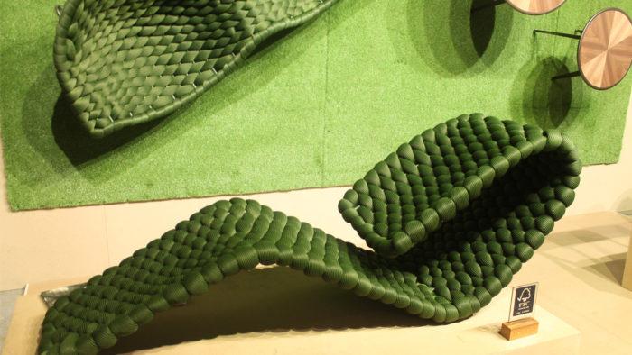 Im Aufwind: die Farbe Grün