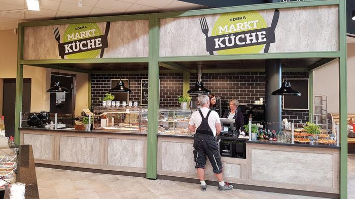 Marktküche des Edeka-Marktes Habig in Bad Soden-Salmünster