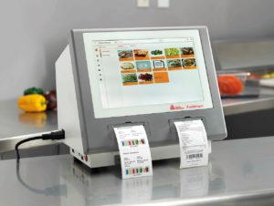 Transparenz: Mit modernen Etikettendruckern können Mitnahmeprodukte individuell mit Informationen versehen werden