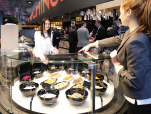 Handelsgastronomie wird ein Messeschwerpunkt auf der EuroShop