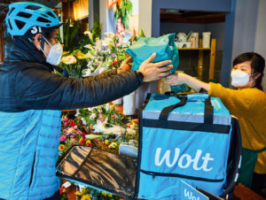 """Bei Wolt glaubt man, dass der Trend klar in Richtung """"next 30 min. delivery"""" geht."""