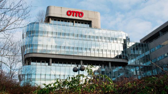 Konzernzentrale der Otto Group in Hamburg