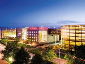 Im Hamburger Alstertal-Einkaufszentrum wurde der digitale Service pilotiert