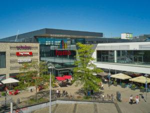 Die Huma Shoppingwelt hat in den vergangenen Jahren bereits vielfach ihre Gestalt verändert