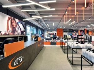 """Masse, aber auch viel Deko und Atmosphäre im Multibrand-Outlet """"My Fashion Outlet"""" in Lübeck"""