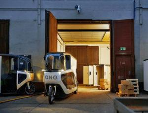 Cargo-Bikes von Onomotion