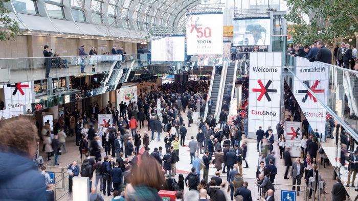 Vom 16. bis 20. Februar 2020 steht das Messegelände in Düsseldorf im Zeichen der EuroShop.