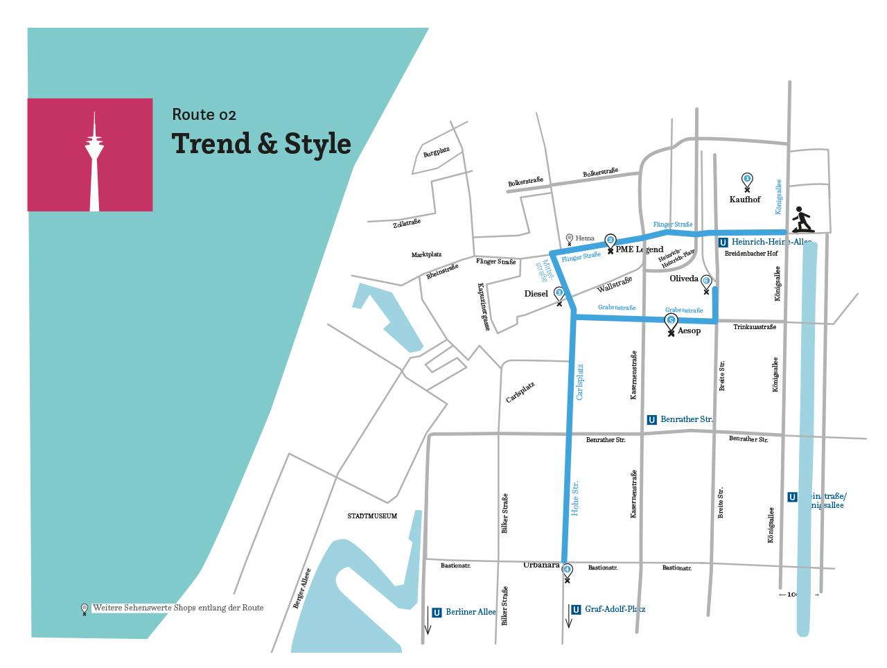 Düsseldorf – Trend & Style