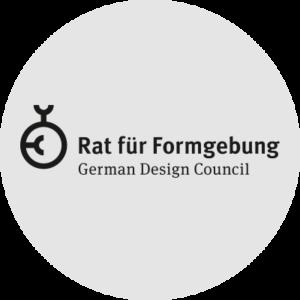 Logo des Rat für Formgebung