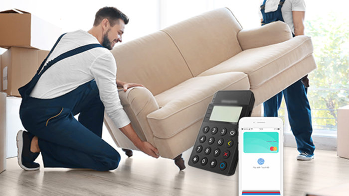 Der Möbelhändler Segmüller hat eine mobile Bezahllösung eingeführt.