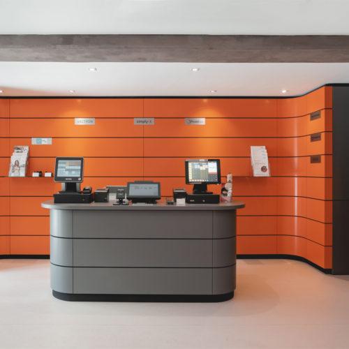 Im Store werden werden Infoveranstaltungen rund um die Akzeptanz von bargeldloser Bezahlung sowie Kassensysteme stattfinden.