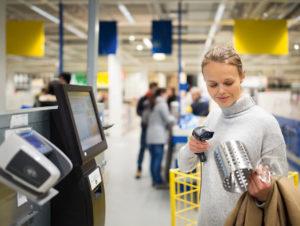 KI-basierte Kameralösung bei Ikea