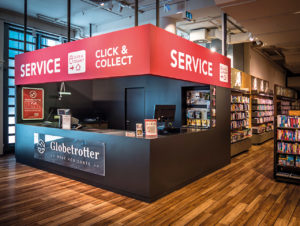 Click & Collect bei Globetrotter