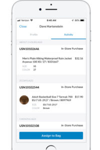 Virtuellen Warenkorb erstellen