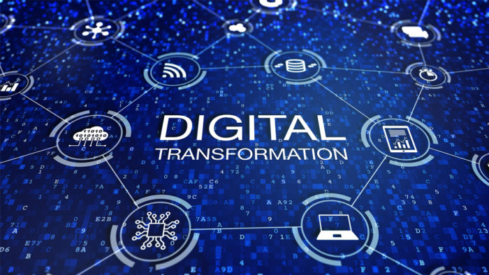 """Als Technologie der Zukunft gilt laut EHI-Studie """"Technologie Trends im Handel 2021"""" KI."""