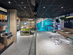 Urban Store von Wanzl