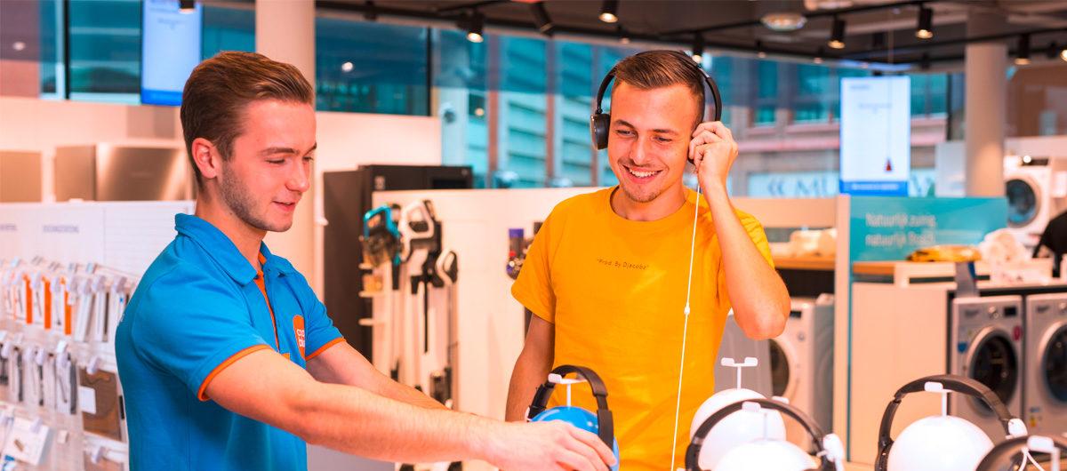 Mit rund 2.600 qm Verkaufsfläche wird der erste deutsche Coolblue-Store auch der bislang größte in Europa sein.