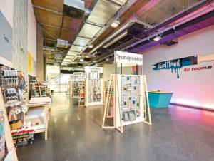 """Für urbane Konsumenten: Pop-up-Stores """"Stadtbunt"""" in Frankfurt"""