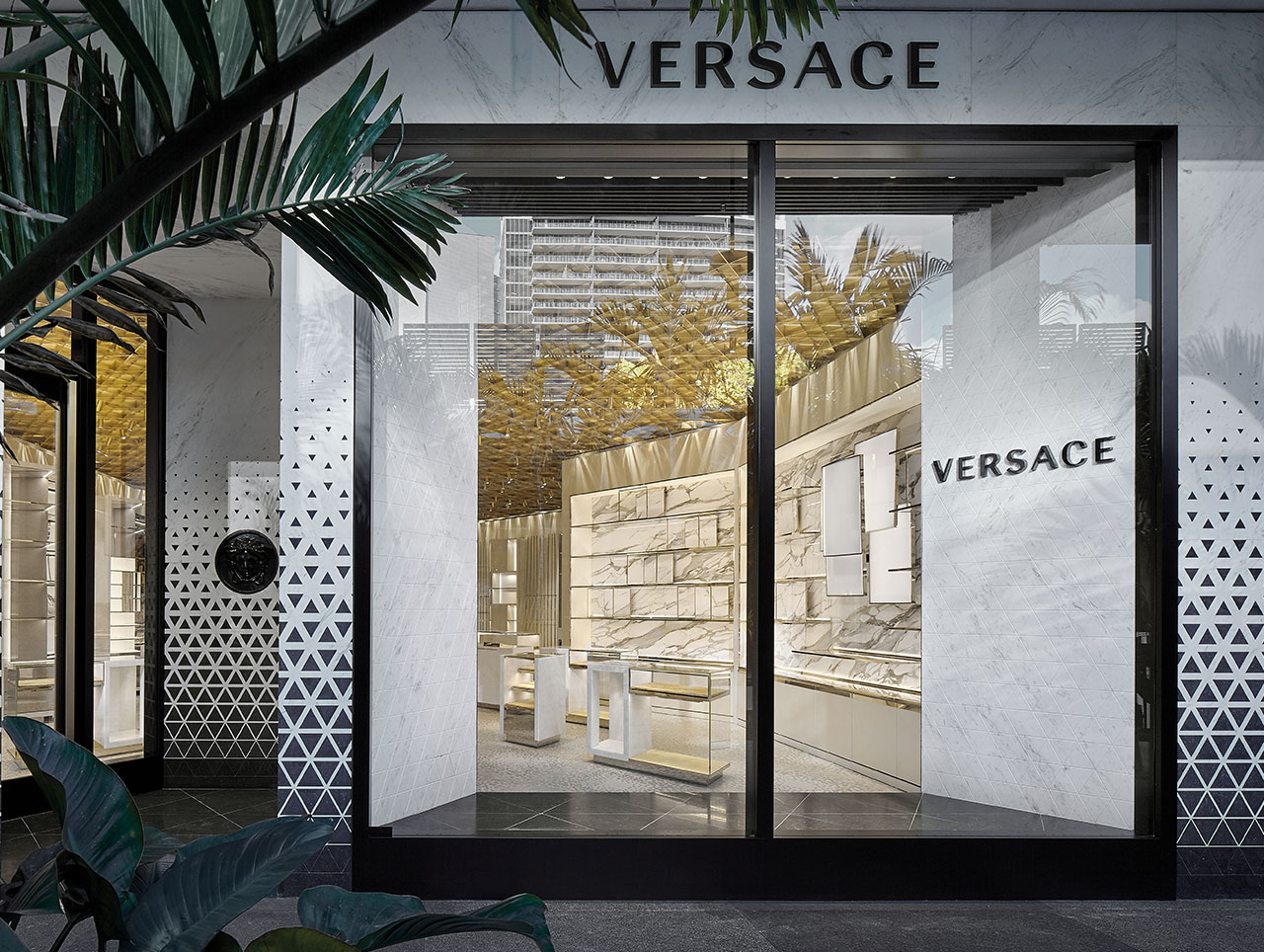 Versace Miami Bal Harbour