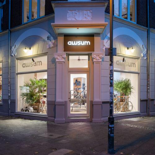 Schwitzke hat die Retail-Fläche auf 150 qm erweitert.