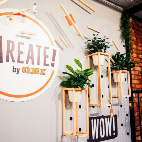 Kreativ gestaltete Rückwände sollen Konsumenten inspirieren und motivieren.