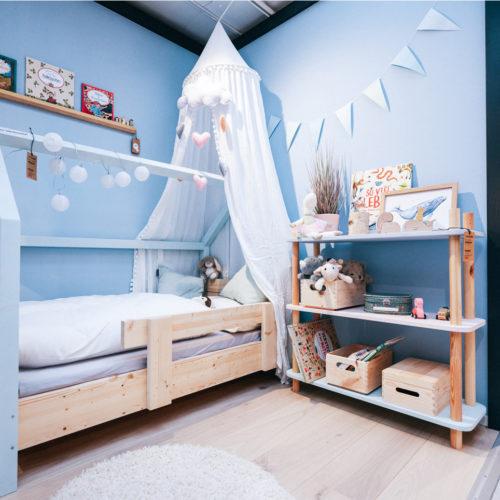 Wohnkoje: Kinderzimmer