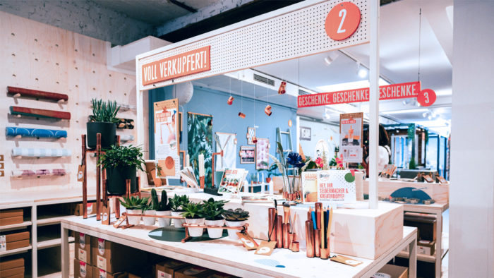 Lässt Konsumenten kreativ werden: Create by Obi in Köln