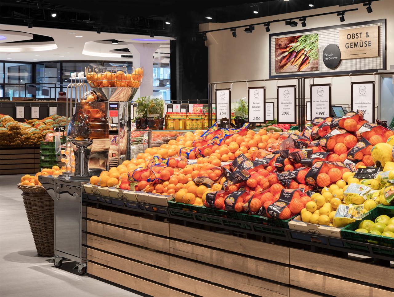 Neuer Edeka Kempermarkt in Ahlen/Westfalen | stores+shops