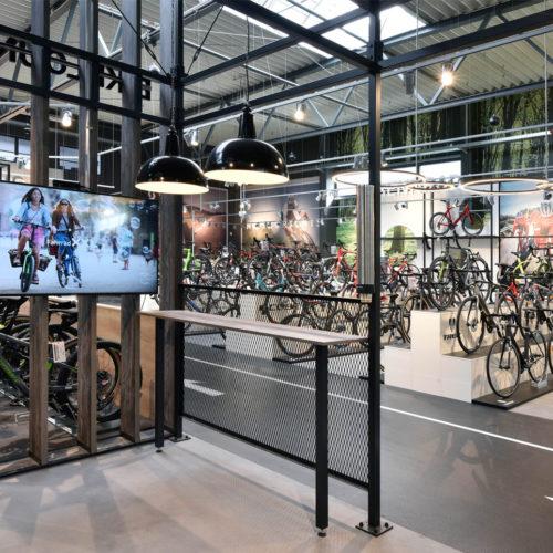 Fahrrad XXL Emporon ermöglicht Omnichannel-Handel.