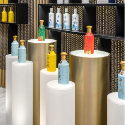 Gezeigt wird in Shanghai die gesamte Bandbreite an Guiniang-Produkten.