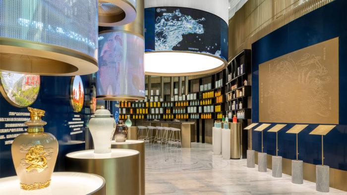 Außergewöhnlicher Store von Guiniang in Shanghai