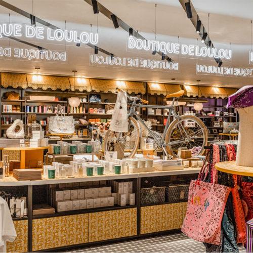 Beauty-Abteilung: Boutique de Loulou