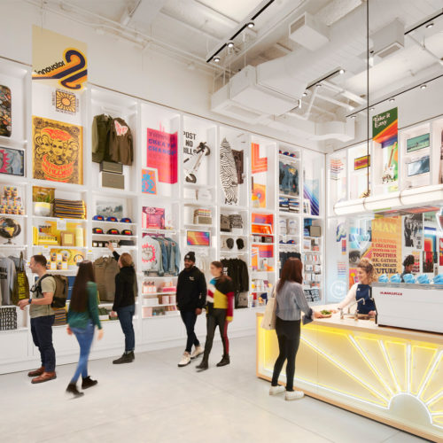 Events sind Teil des Konzepts von Made by We in New York