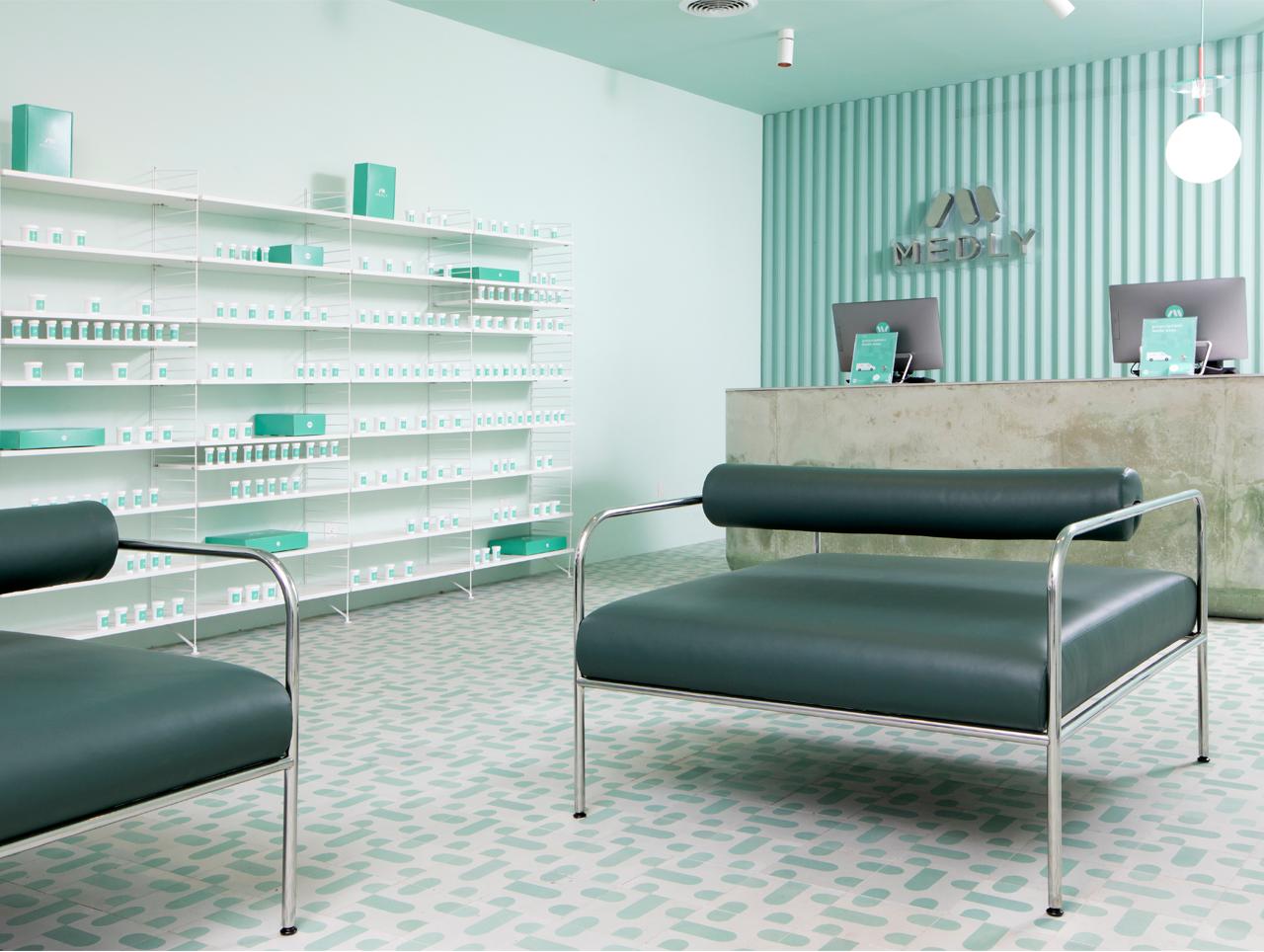 Medley Pharmacy in New York/USA