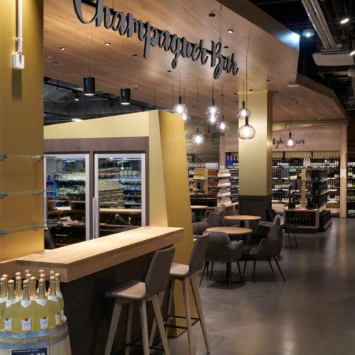 Die Champagnerbar