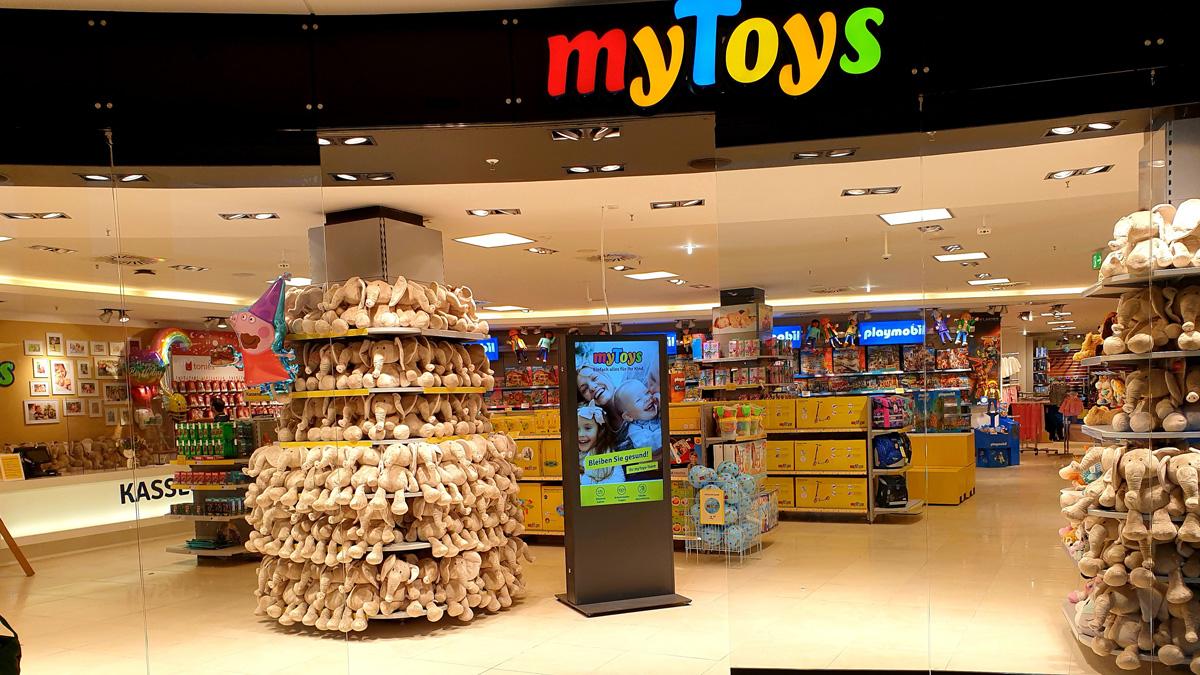Mytoys nun auch in Dresden   stores+shops