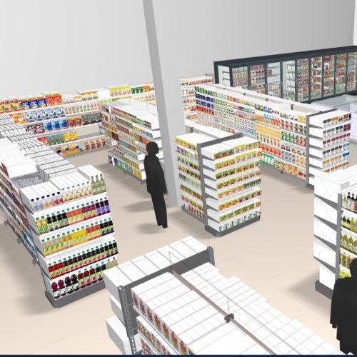 Planung durch 3D-Visualisierung