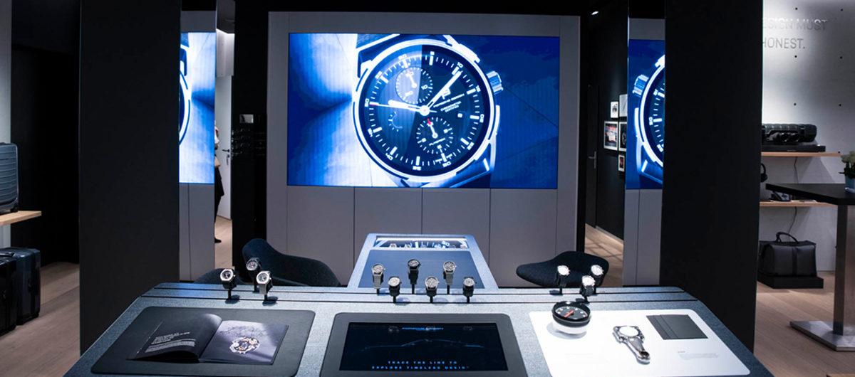 98-Zoll-LED-Screen mit Video- und Kampagneninhalten