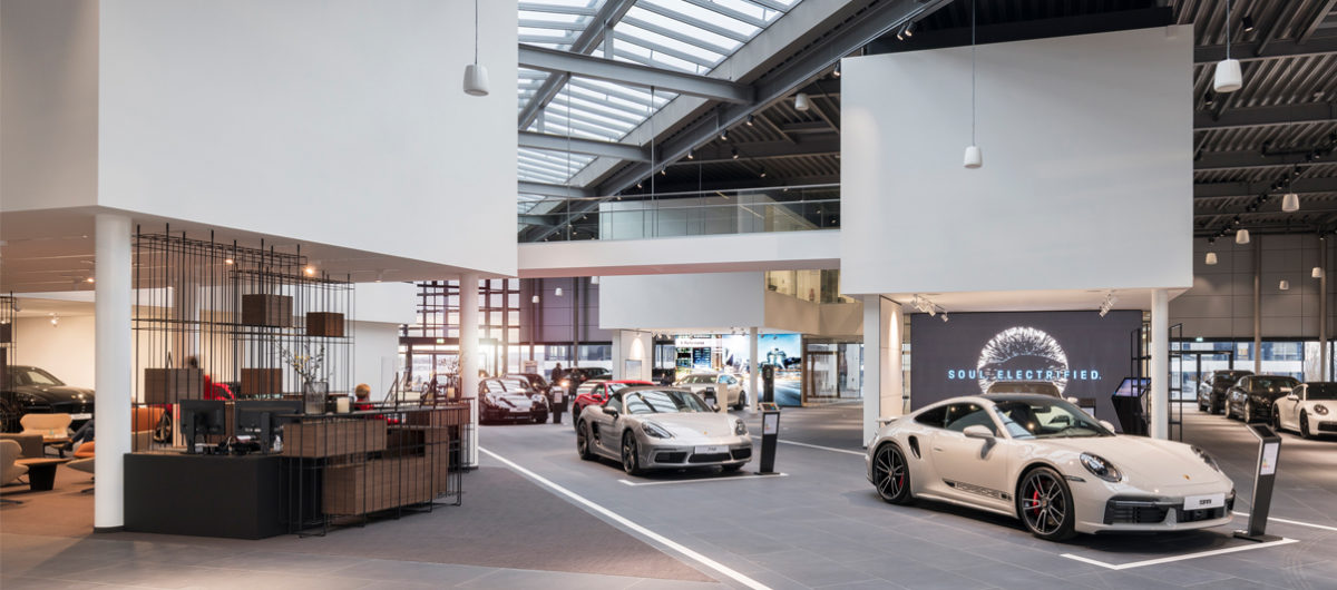 Porsche in Holzwickede: Neues Retail-Konzept