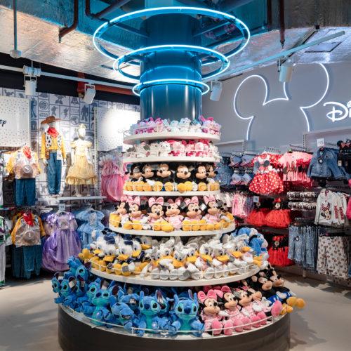Mickey und Minnie spielen eine zentrale Rolle