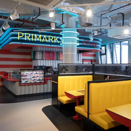 Primark-Café von Disney