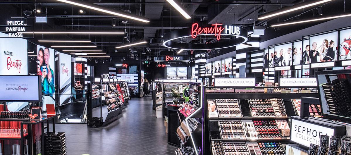 Sephora hat sein Store-Konzept bereits in Frankreich, Dänemark und Spanien erprobt.
