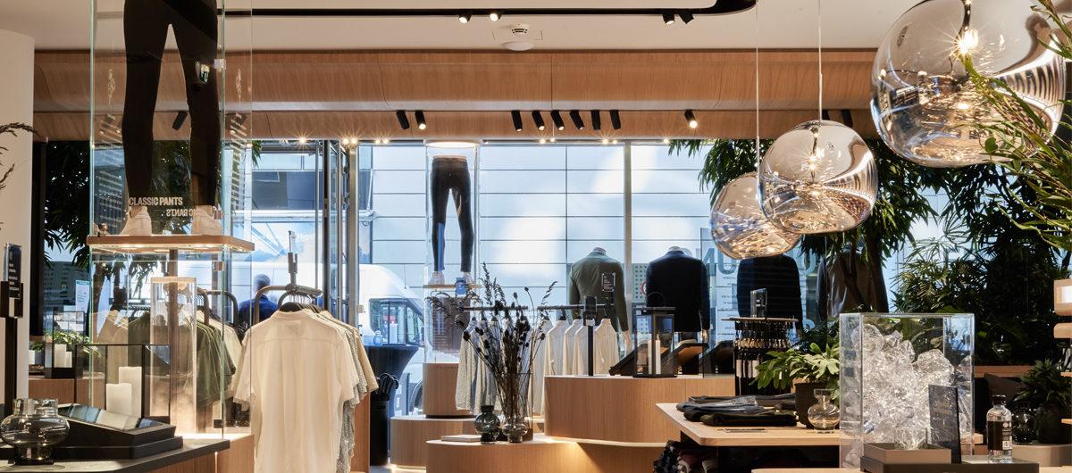 Erster deutscher Store der dänischen Marke Shaping New Tomorrow in Hamburg