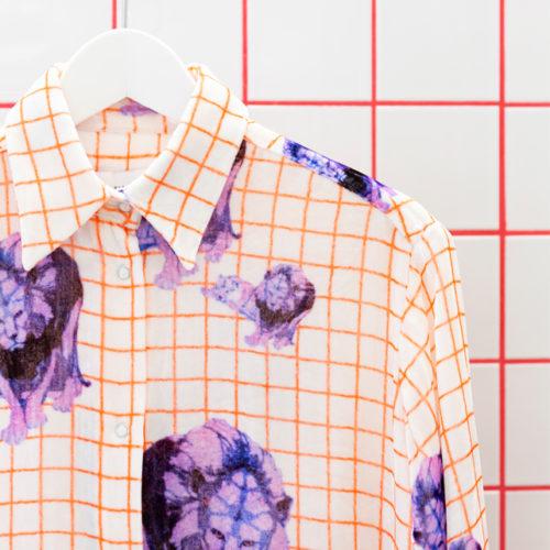 Mode von internationalen und lokalen Designern