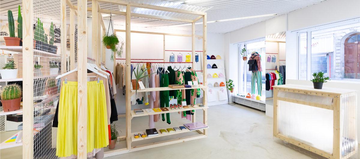Schnittstelle zwischen Mode und Kunst: Der Sight Store in Wien